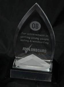 OnBoard Top Club Award
