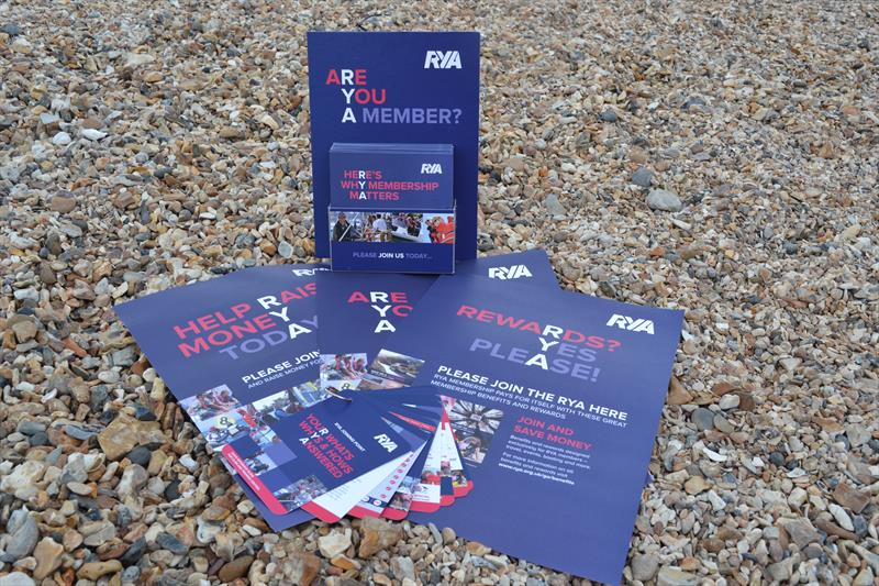 Stuck for a present this year?  What about RYA membership?